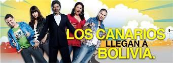 """""""Los canarios"""" llegaron a Bolivia"""