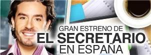 """""""El secretario"""" llega a España"""