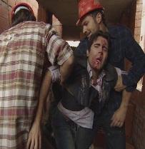 """Francisco es golpeado en """"La traicionera"""""""