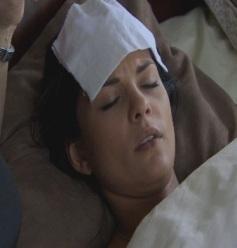 """Renata le confiesa a Esteban en """"La traicionera"""""""