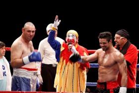 """Ringo vuelve al ring en """"Sos mi hombre"""""""