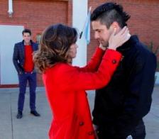 """Ringo y Camila cada vez más cerca en """"Sos mi hombre"""""""
