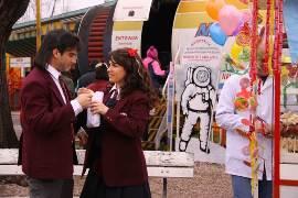 """Visita al Ital Park en """"Graduados"""""""