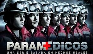 """Once TV México presenta """"Paramédicos"""""""