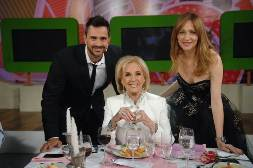 Mirtha Legrand visitó AM