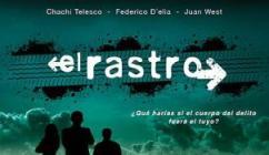 """La webserie """"El Rastro"""" recibe Martín Fierro"""