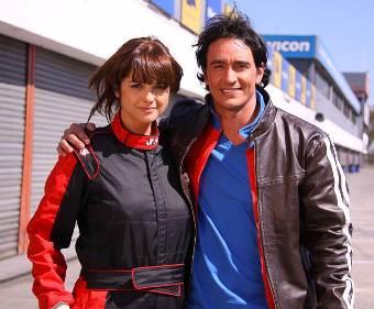 "Araceli González en ""Dulce amor"""