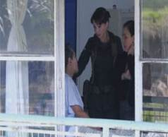"Moreno le comunica a Diana en ""Corazones blindados"""