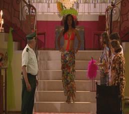 """La Sargento Duncan en """"Casa de Reinas"""""""
