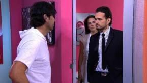 """El rival en """"Dulce amor"""""""