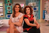 Flor recibió la visita especial de Mirta Busnelli