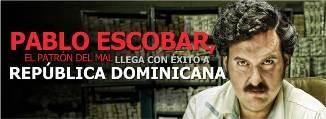 """""""Pablo Escobar, el patrón del mal"""" llega a República Dominicana"""