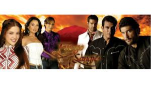 Fuego en la sangre – Televisa (2008)
