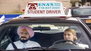 Aprendiendo a conducir – 2014  (Dir. Isabel Coixet)